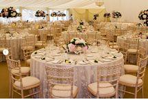 Marquee Wedding Inspiration