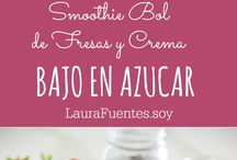 Recetas Originales de Laura Fuentes