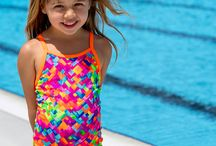 Toddlers Swimwear / Parent and tot classes, aquafit for two...we've got your little one all set up. The challenge might be getting YOU in the water!