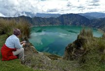 Incredible Ecuador / The wonders to see and do in this Andean country.