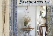 Sandcastles by Tim Neve / Sandcastles, Interiors inspired by the Coast - book by interiors stylist Tim Neve, out March 2015 with Murdoch Books (AUS/UK) and Harper Collins (USA) Buy your signed copy online at store.timneve.com