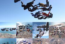 Me Skydiving