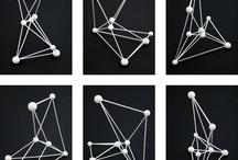 Star sculptures by Fredrik Skåtar
