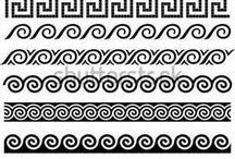 ornamenty, architektonické detaily