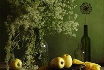 Flowers & Apples