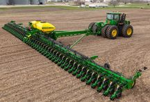 John Deere implements