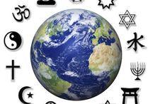 Religions / Pour aborder le thème de la religion et offrir une culture religieuse: albums, livres, romans, documentaires, films...
