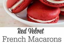 MACARONS....and...MERINGUES