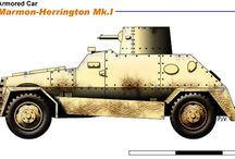 WW II SOUTH AFRICA MILITARY LAND VEHICLES