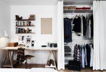 Organizar guarda-roupa