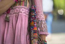 boho/hippie style