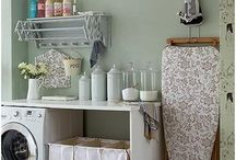 Laundry Rooms / by Amy Westerman