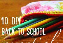 Back to school essentials ;)