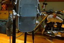 RM1 x 2 / Live setups for multiple Cliff Mics RM1 microphones