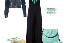 Cruise wear ideas / Ideas of what to pack for the cruise I'm going on to New Zealand in December 2015