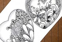 zentangle design ideas