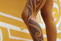 tattoos&my nail art