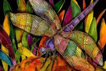 Art inspirations / by Margaret Farrell