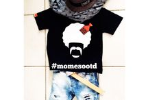 MÔMES - Outfit of the day #OOTD