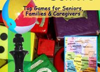 Activities and Games for the Elderly