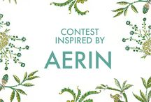 My Summer Inspirtation by AERIN / summer: colors/scents / by Jennifer Essad