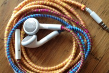 earphone wrap / existing product