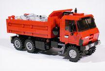 Lego - Tatra