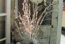 Pot Decoration 2 / Christmas