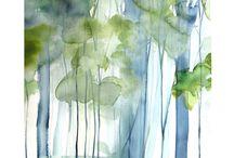 Pinturas de paisagens
