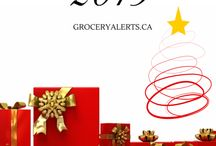 Christmas Holiday Gift Guide 2015 / The holidays are officially here! Grocery Alerts Canada knows that finding the perfect gift for everyone on your list can be a difficult task, so we're making your job a little easier! We've curated a list of some of our favorite things this holiday season. We have gift ideas for everyone, even the hard to shop for ones! #HolidayGiftGuide2015  / by Grocery Alerts Canada