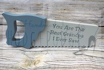 Father's Day Items / Selection of handmade items ideal for Father's Day
