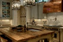 KITCHENS I LOVE / by Kathleen M. Kenneally
