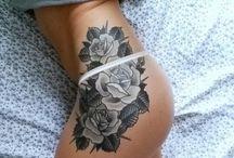Tattoos/ piercings I want