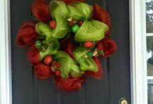 Christmas Decorations / by Kathy Krekeler