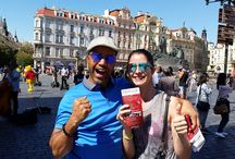 """LivingPragueTours / Mainly pictures of people that I've had the pleasure to show around the city but also regular """"Praguers"""" going about their lives."""