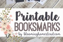 DIY Booksmarks
