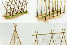 Puutarha -Garden -Trädgård