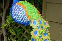 Piñata galore