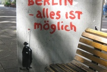 Berlin, Hamburg, Barcelona, Stuttgart