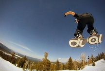 Dual Snowboards! / by While We're Young .