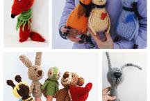 вязание игрушек и т.д