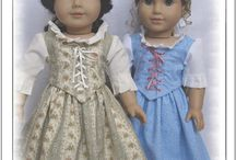 Fashioned By Rebecca 18 Inch Doll Clothes