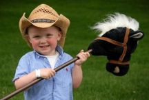 Stick Horse Rodeo / New for 2017...our Kids Stick Horse Rodeo will be held the last weekend in September...watch for details!