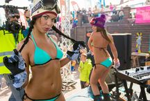 Bikini Clad Girls Of Grelka Fest