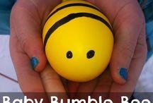 Bees theme