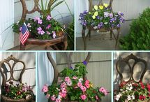 Summer (decorating -in /out) / by Cindy Fisher