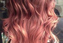 • COLOR HAIR