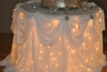 Rehearsal and grooms table / by Debbie Walker