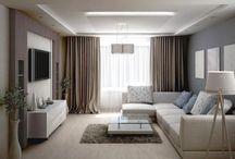 гостинная спальня
