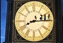 Clocks / by Pamela Brown